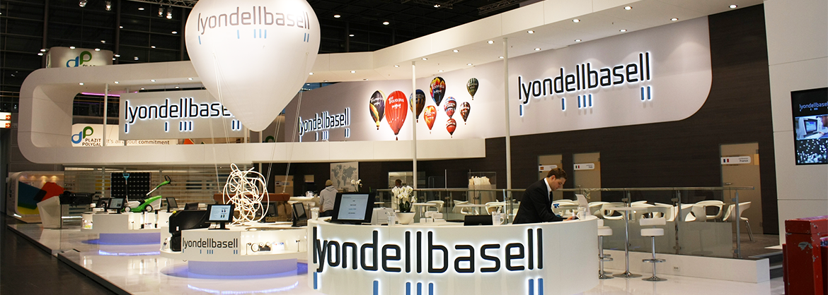 LEDSign project: LyondellBassell