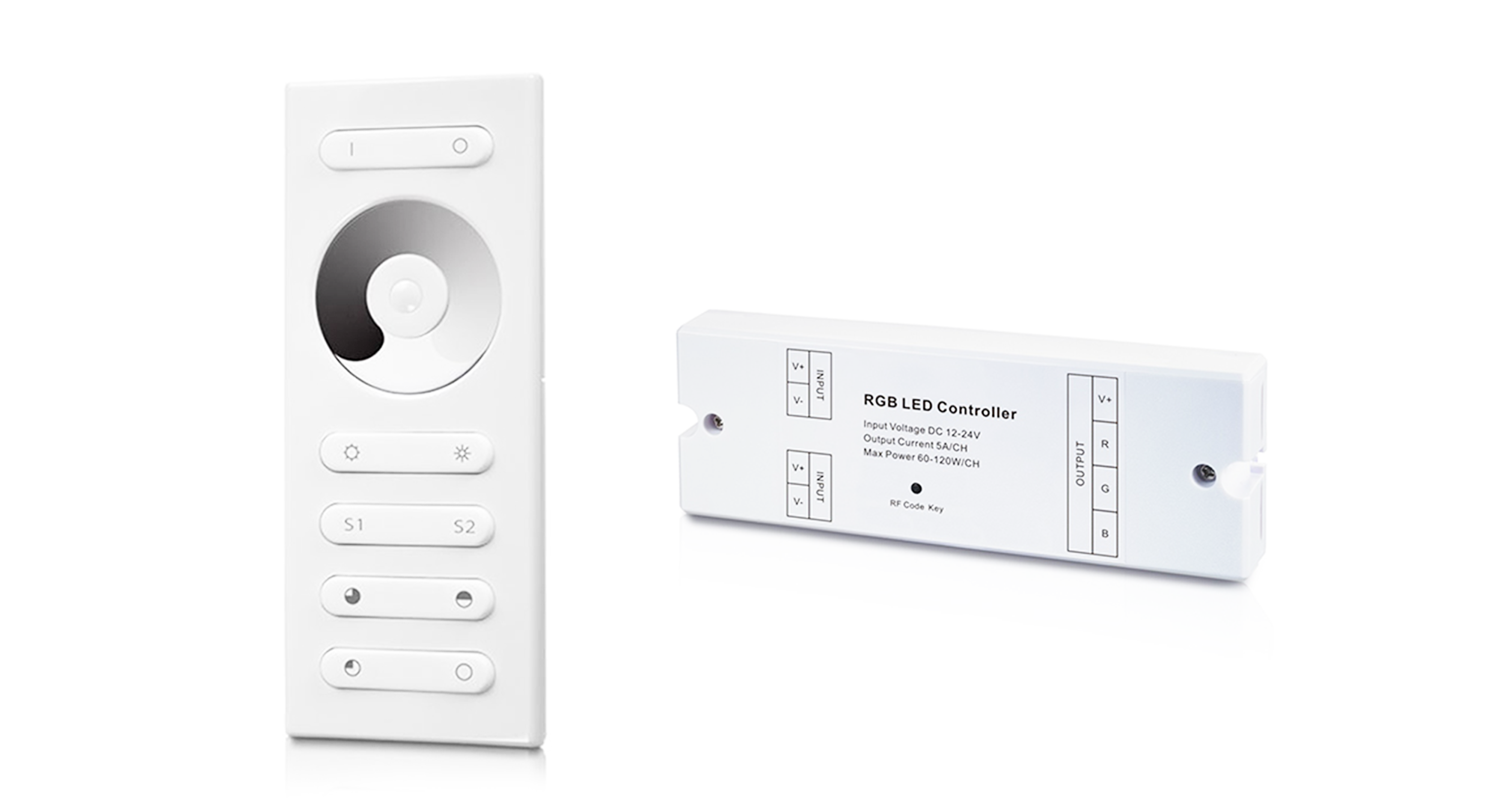 LEDSign accessoires: RF Touch controller( (single color)